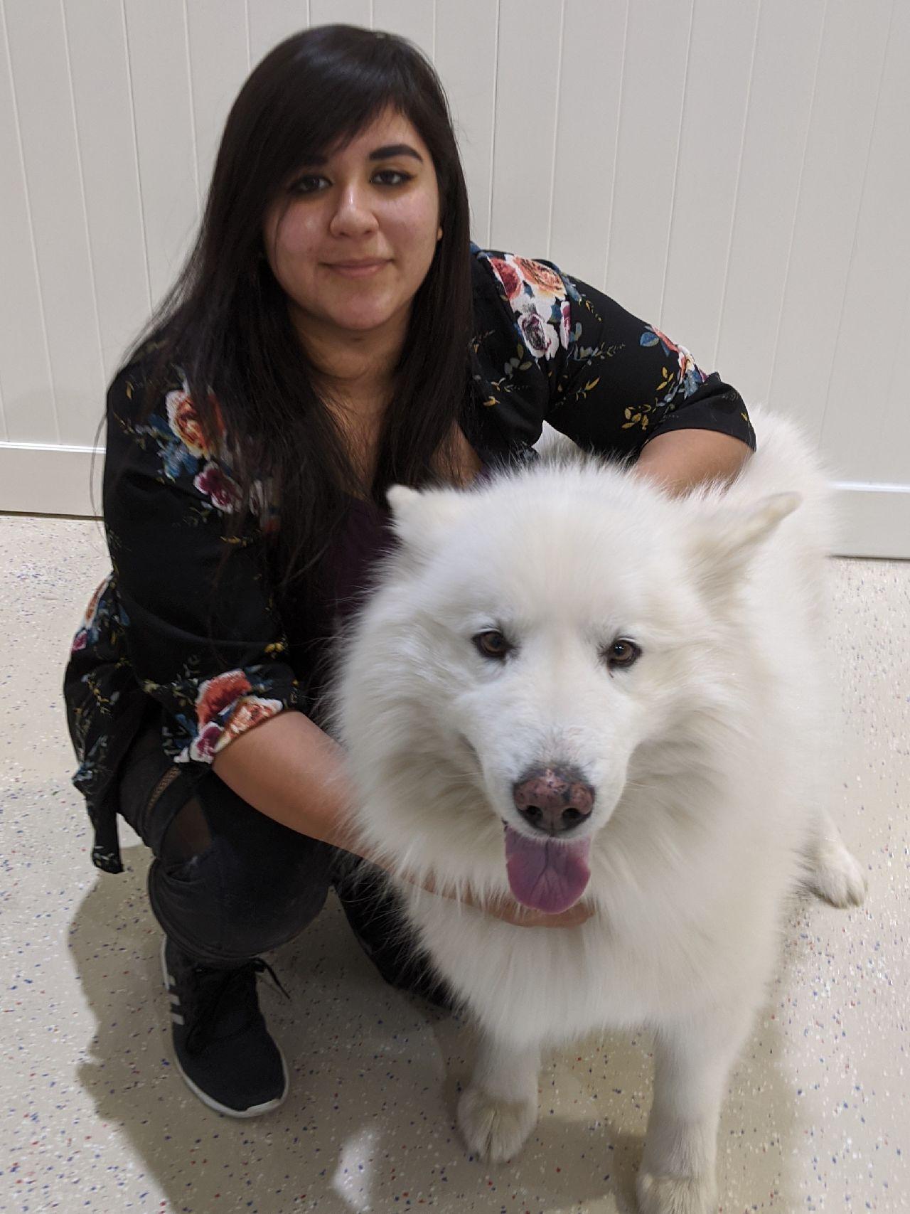 Arranise Gutierrez—Overnight Pet Care Specialist